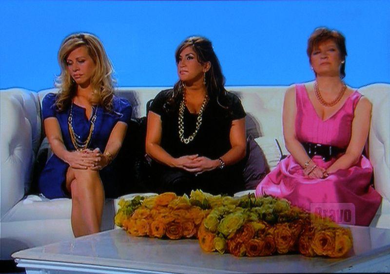 Unimpressed housewives