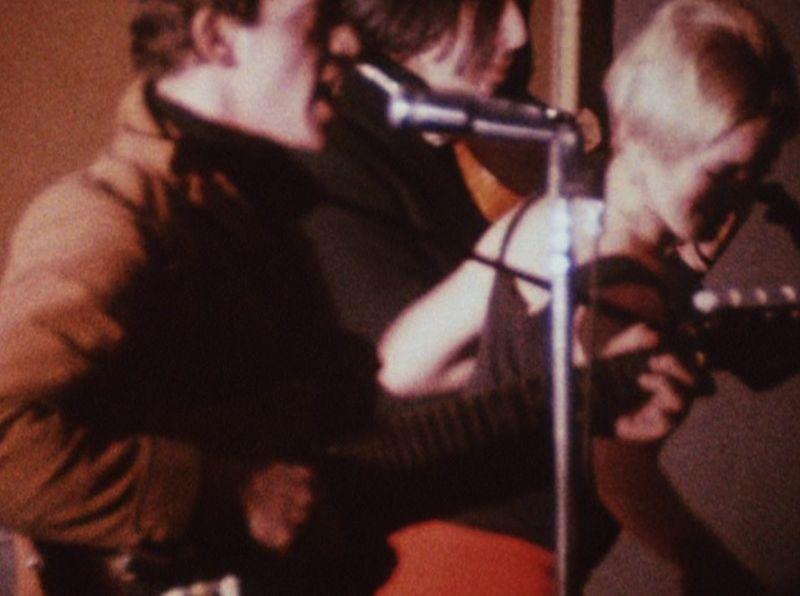Lou, Edie, and John