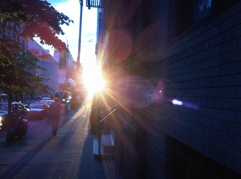 West Side Sunset #2