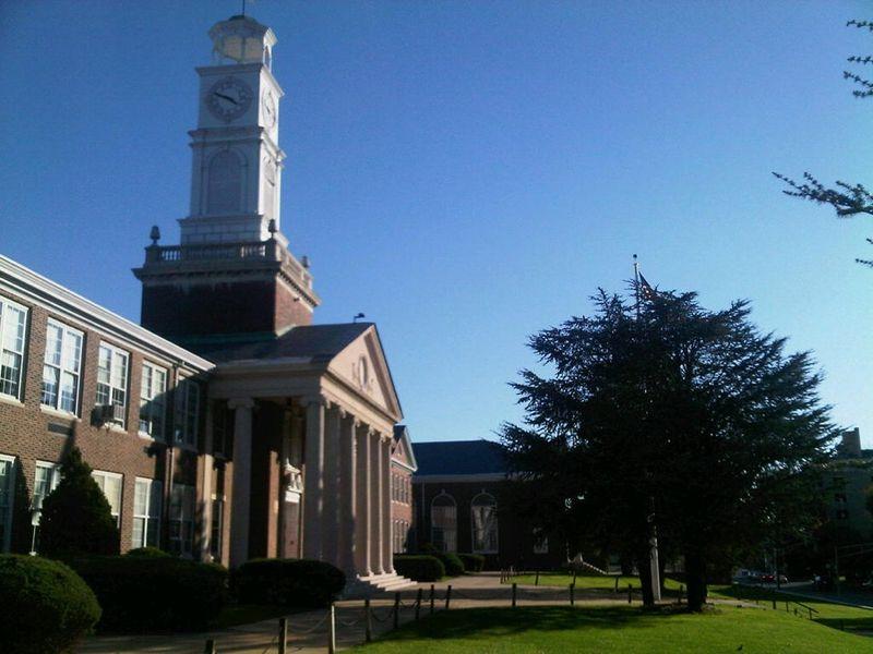 Fort Lee High