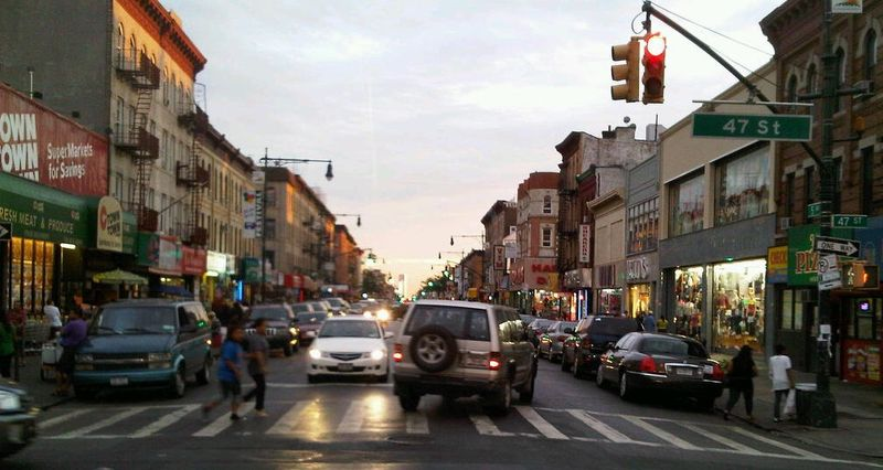 Sunset Park 9:4:10 7 ish
