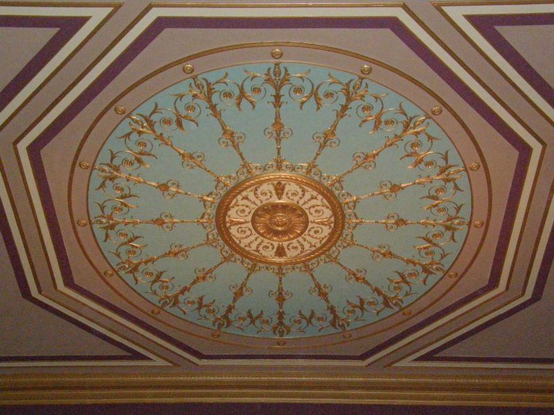 Ceiling restoration #1