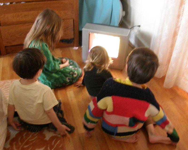 Enertaining children