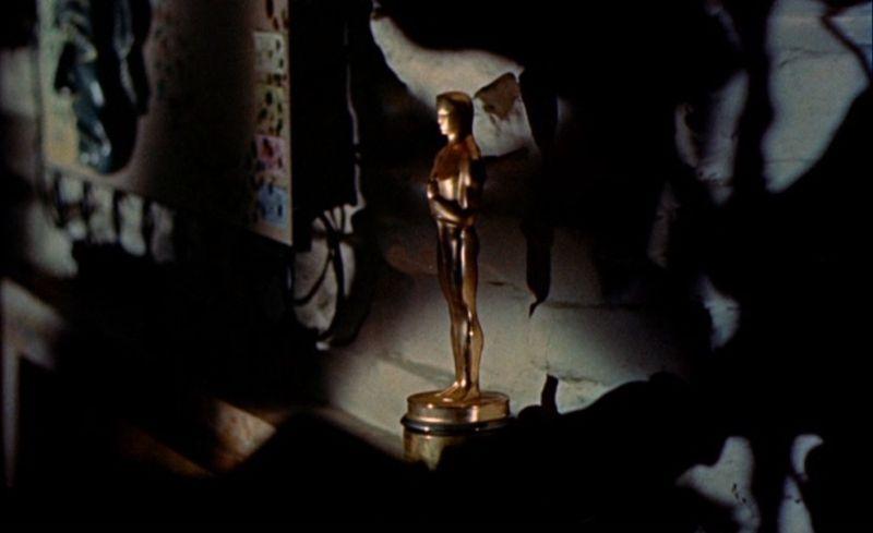 Oscar again