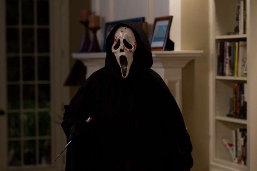Image result for ghostface running