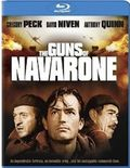 Guns of navarone blu-ray