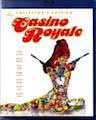 Casino Royale 1967 Blu-ray cover Peter Sellers Woody Allen spoof James Bond 007