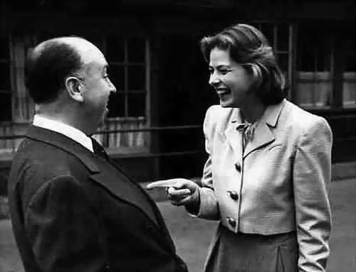 Hitchcock:Bergman
