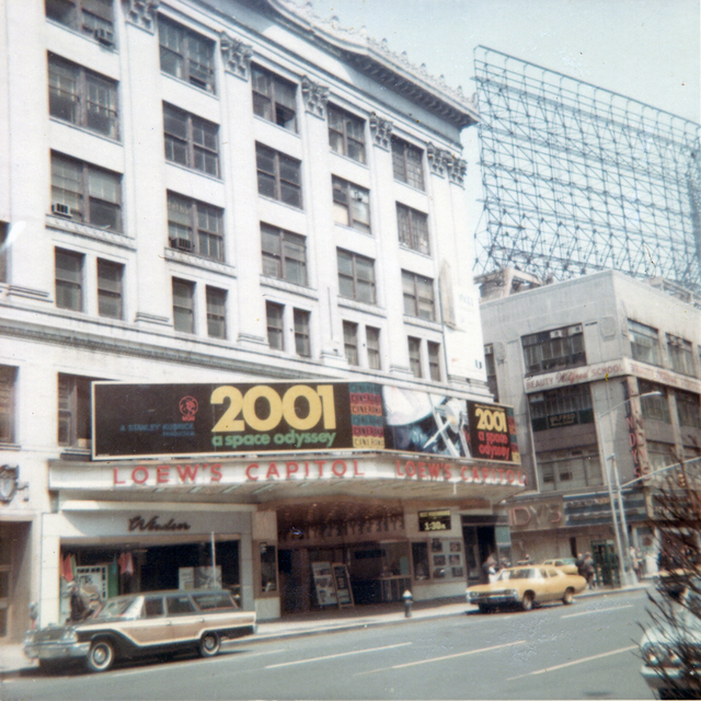 2001 marquee 2