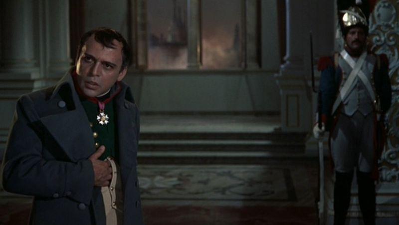 Herbert Lom Guerra y paz (1956) King Vidor