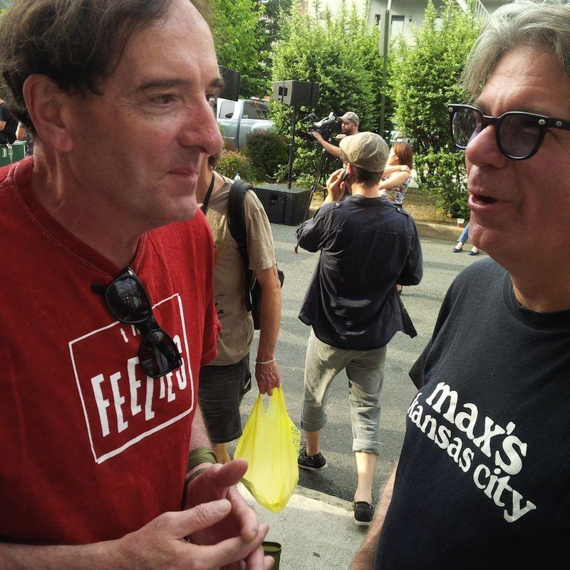 Dave W. and Bob B